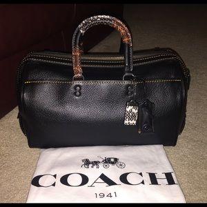 Coach 58689 Rogue Satchel 36